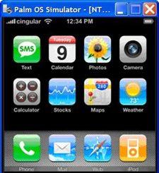 iconos de iPhone OS