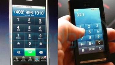 LG y iPhone