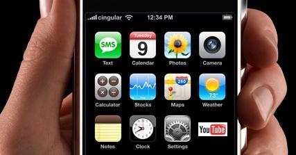 La doceaba aplicación del iPhone podría ser YouTube