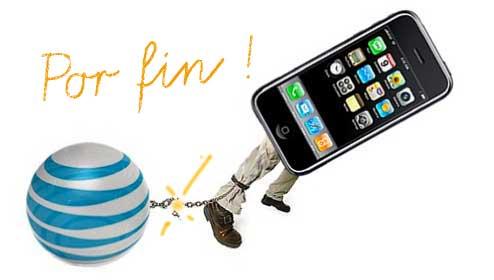 iPhone libre