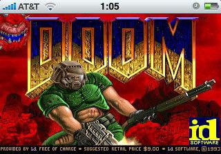 Doom en el iPhone