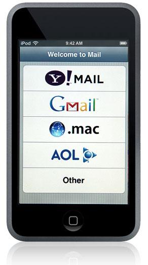 iPod Mail