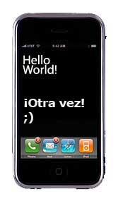 Hola Mundo, ¡de nuevo! ;)