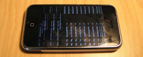 iPhone enladrillado