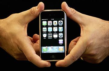 iPhone en Time
