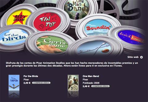 Películas en iTunes