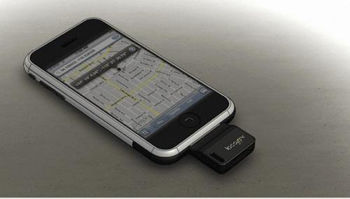 GPS para el iPhone