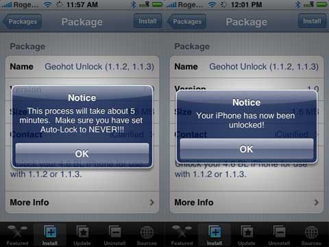 Unlock GeoHot total