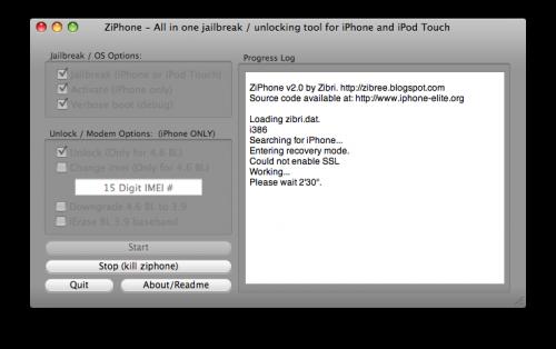 Ziphone para Mac