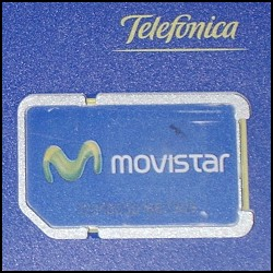 Sim de Movistar