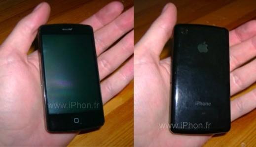 Posible nuevo iPhone