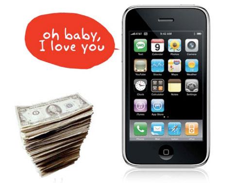iPhone a menos de 100 dólares