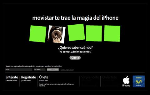 iPhone de Movistar