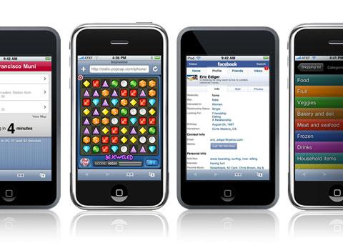 Aplicaciones para el iPhone