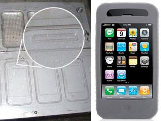 Tercer hueco del iPhone