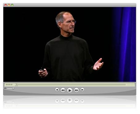 Jobs en la WWDC08