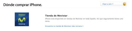 Nota de prensa de Movistar