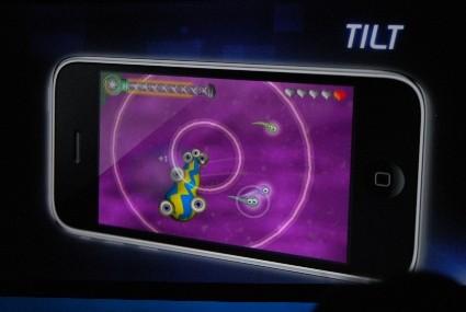 juegos en el iPhone