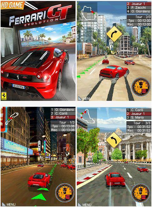 Ferrari en el iPhone