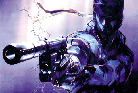 Metal Gear Solid para iPhone