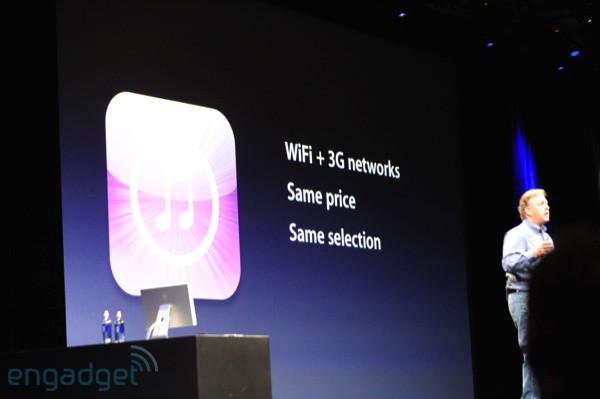 Canciones en redes 3G