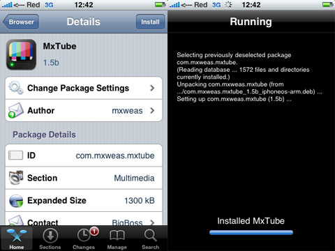 Descarga videos youtube al iPhone