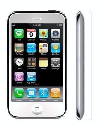 Posible nuevo iPhone 3G