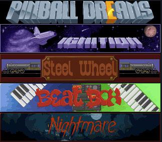 Pinball Dreams en el iPhone