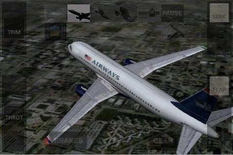 Sully's Flight