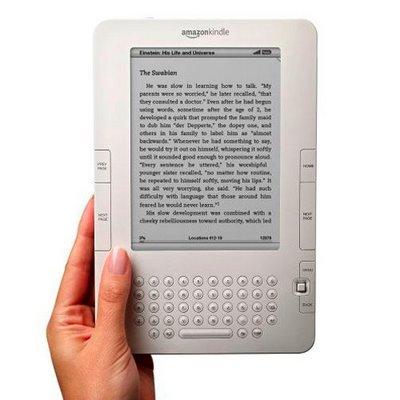 Nuevo Kindle de Amazon