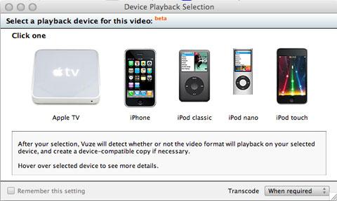 Elegir iPhone