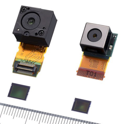 Sensor de cámara de móvil