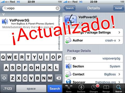 VoIPOver3G actualizado