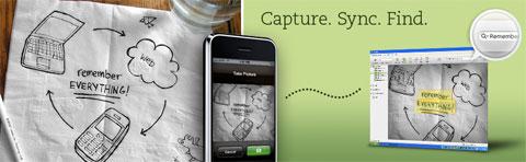 Evernotes en el iPhone