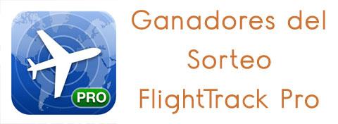 Sorteo FlightTrack Pro