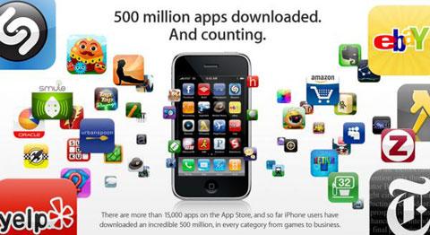 App Store de EEUU