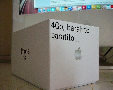 iPhone 4Gb baratito