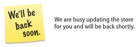 Apple Store cerrada por la llegada de nuevos productos