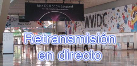 Keynote de la WWDC09 en iPhoneros.com