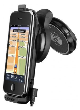 Tom Tom Navigator GPS en el iPhone
