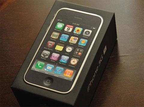 UnBoxing del iPhone 3G S