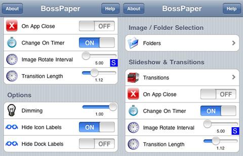 BossPaper beta