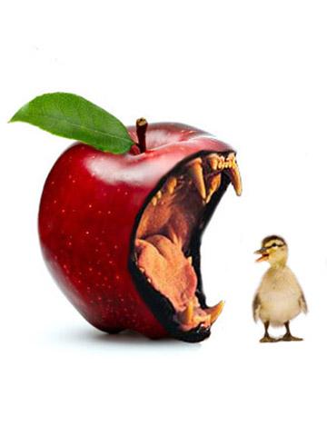 Apple contraataca
