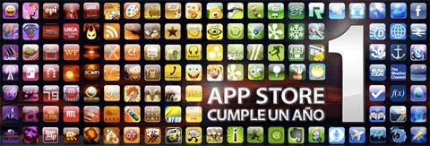 Un año de App Store