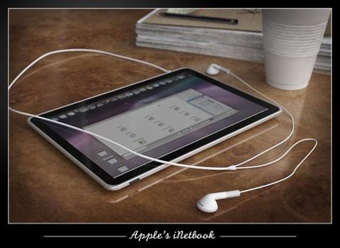 Posible Touchbook (diseño figurado)