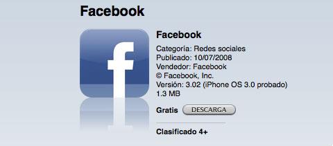 Facebook 3.02