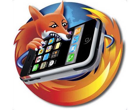 Posible Firefox en el iPhone
