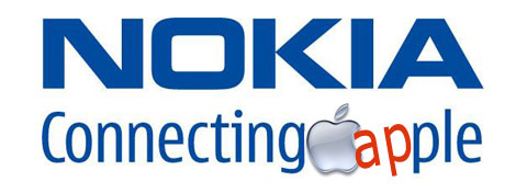Nokia Connecting Apple™ ;)