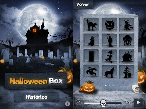 Halloween en el iPhone