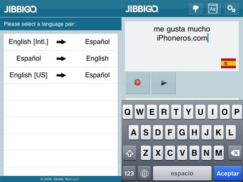 Jibbigo